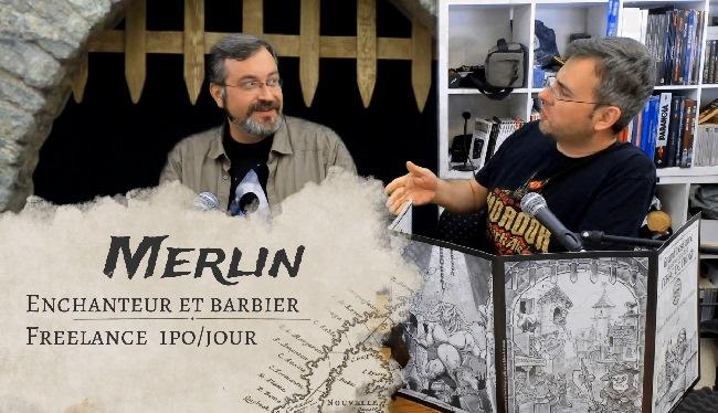 merlin et fletch chronique pour naheulbeuk le jeu de role