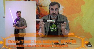 merlin test le sabre laser