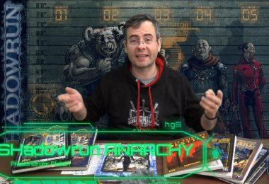 Fletch présente le jeu de rôles shadowrun anarchr