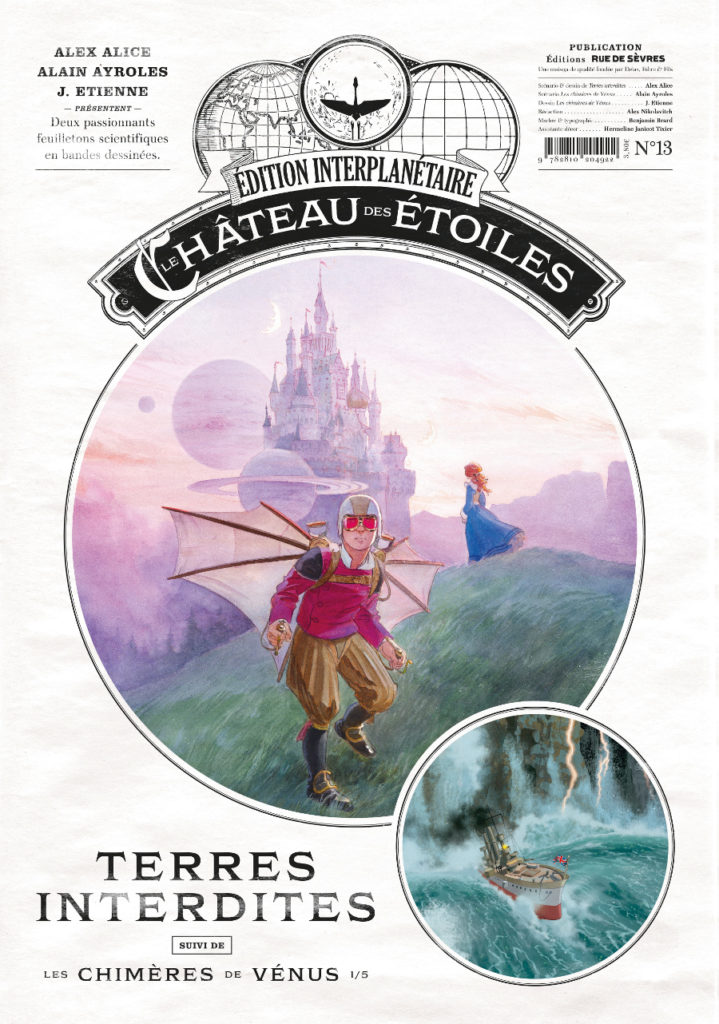 Gazette 13 Chateau des Etoiles