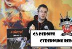 ouvertur de la boite cyberpunk red par fletch pour la chronique jeu de rôles