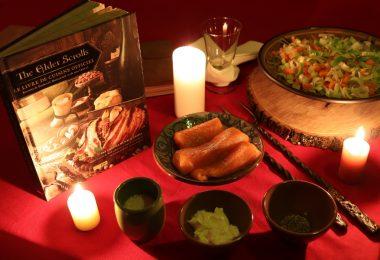 Elder Scrolls Livre de cuisine par Chelsea Monroe–Cassel