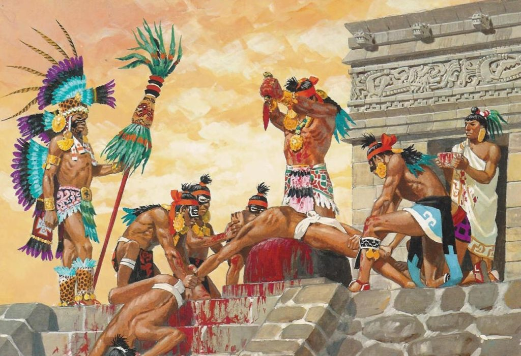 La Vie privée des Hommes - Au temps des Mayas, des Aztèques et des Incas - éditions Hachette