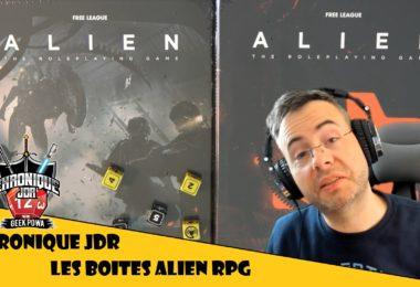fletch anime la chronique alien RPG