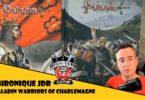 fletch présente la vo du jeu de rôles Paladin les guerriers de charlemagne