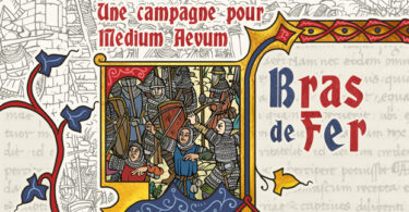 Bras de fer une campagne pour le jeu de roles medium aevum