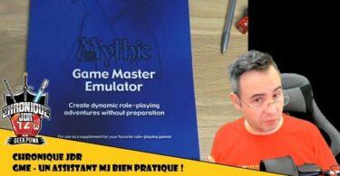Fletch chronique mythic GME