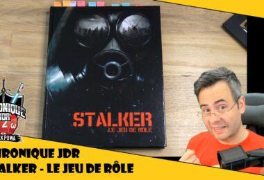 Fletch présente Stalker le jeu de rôle