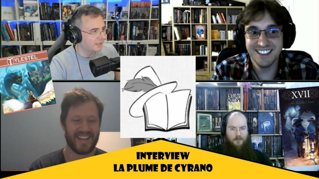 fletch et freuh interview la plume de cyrano