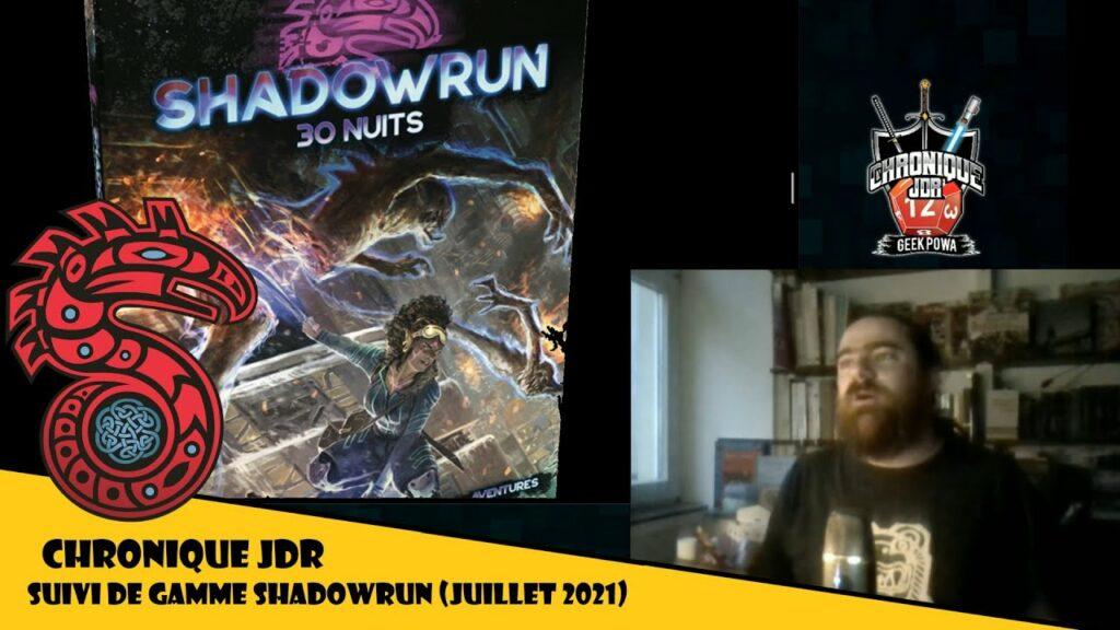 Beldaran commente l'actualité shadowrun