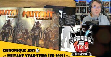le jeu de role mutant year zero MYZ chroniqué par fletch