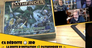 pathfinder s'offre une boite d'initiation pour sa V2
